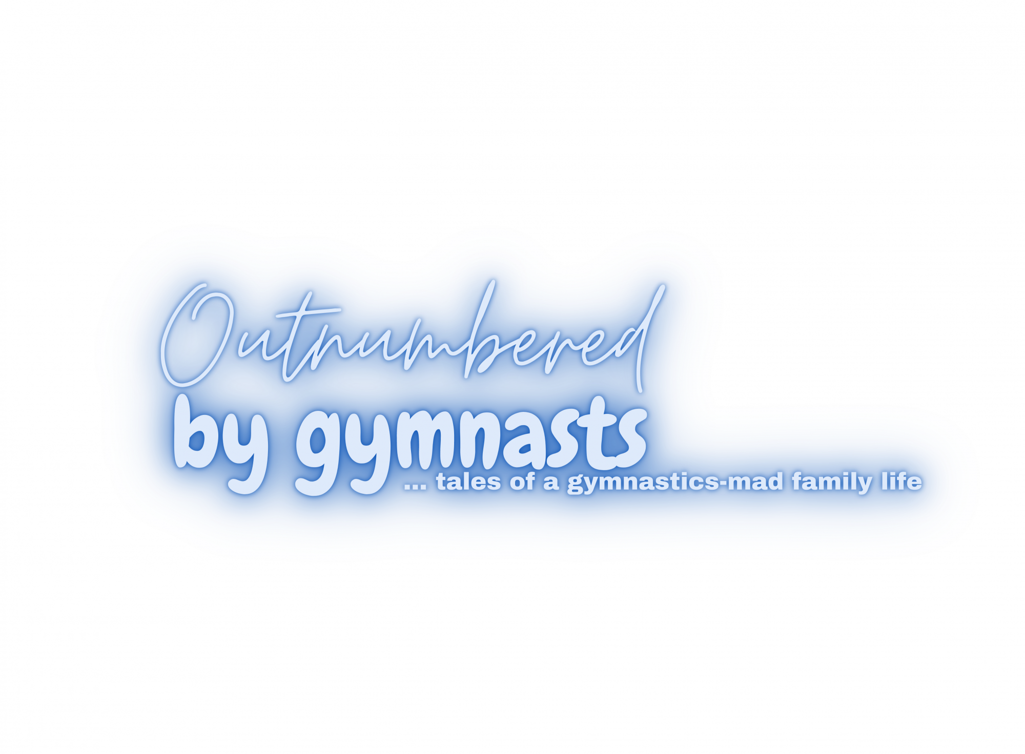 Outnumbered by gymnasts